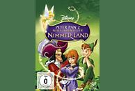 Peter Pan 2 - Neue Abenteuer in Nimmerland [DVD]