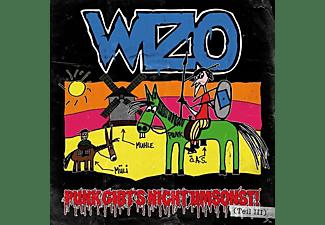 Wizo - Punk Gibt's Nicht Umsonst (Green Vinyl)  - (Vinyl)