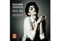Fazil Say, Marianne Crebassa - Secrets-Französische Lieder [CD]