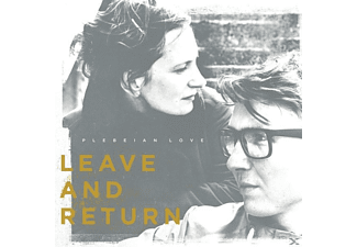 Plebeian Love - Leave And Return  - (CD)