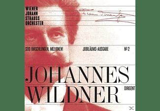 Wiener Johann-strauß-orchester - Seid umschlungen,Millionen!  - (CD)
