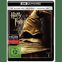 Harry Potter und der Stein der Weisen [4K Ultra HD Blu-ray + Blu-ray]