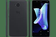 BQ Aquaris U2 16 GB Carbon Schwarz Dual SIM