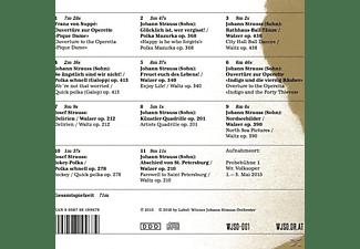 Wiener Johann-strauß-orchester - Freuet Euch des Lebens!  - (CD)