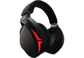ASUS ROG Strix Fusion 300, Over-ear Gaming Headset Schwarz/Rot
