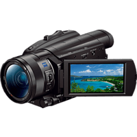 SONY Camcorder FDR-AX700 4K HDR, Handycam