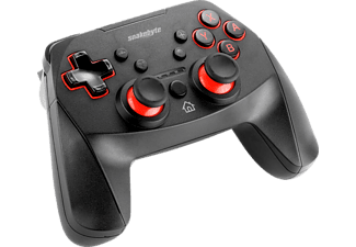 SNAKEBYTE Game:Pad SW Pro™ Controller} Schwarz/Rot