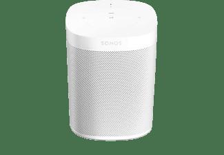 SONOS Streaming Lautsprecher Sonos One (Gen.2) Smart Speaker mit Sprachsteuerung, weiß