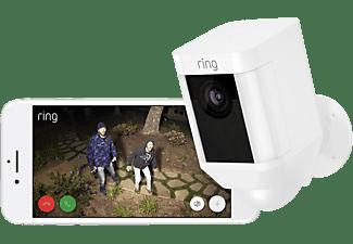 RING Spotlight Cam (Kabel), Überwachungskamera, Auflösung Foto: 1.080  Pixel, Auflösung Video: 1080 Pixel