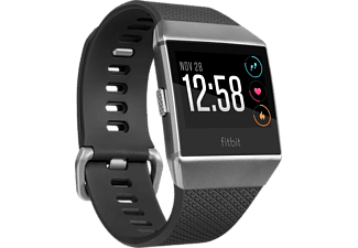 FITBIT Ionic Donkergrijs