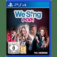 We Sing Pop - [PlayStation 4]