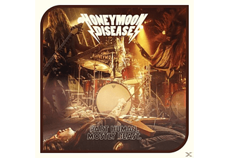 Honeymoon Disease - Part Human,Mostly Beast - (CD)