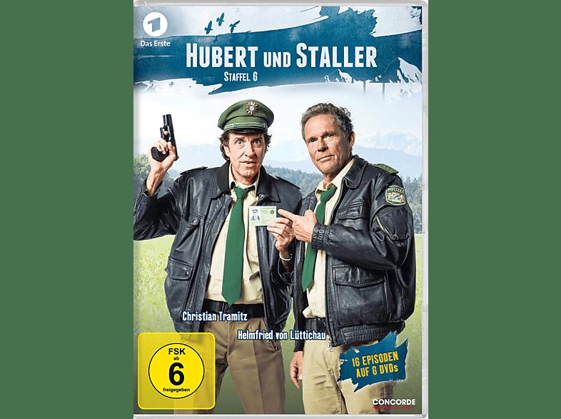 Hubert und Staller - Staffel 6 [DVD]