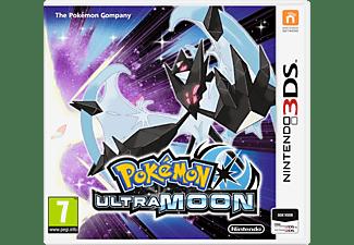 Pokémon Ultra Moon UK 3DS