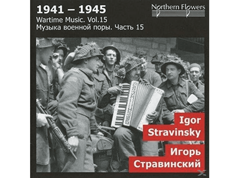 St.Petersburg State Academic Symphony Orchestra - Symphony in three Movements [CD]