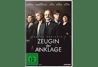 Agatha Christie's Zeugin der Anklage DVD