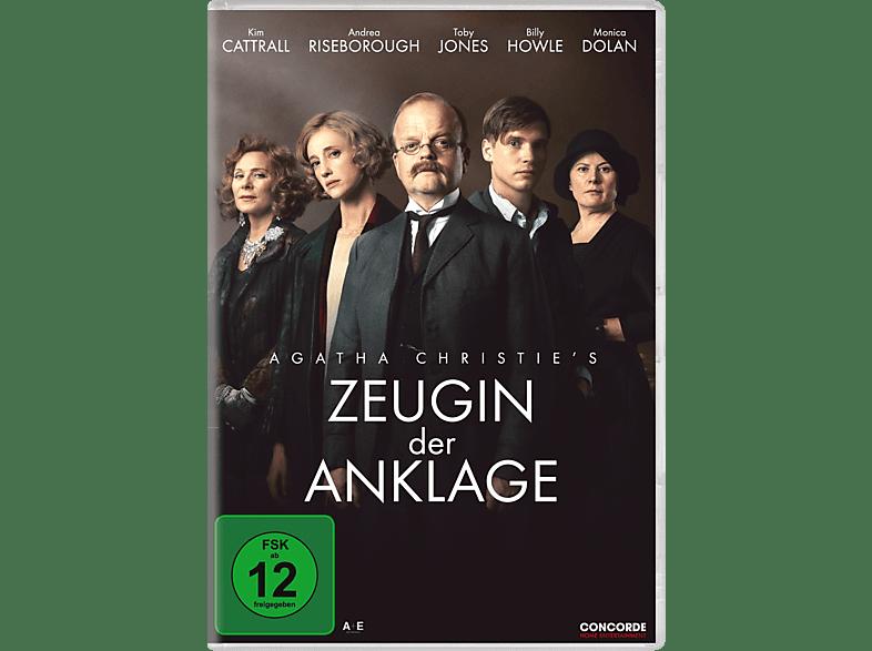 Agatha Christie's Zeugin der Anklage [DVD]