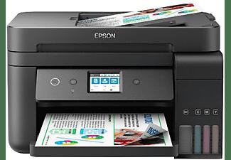 Impresora multifunción - Epson EcoTank ET-4750, Tinta inyección, WiFi, 15ppm