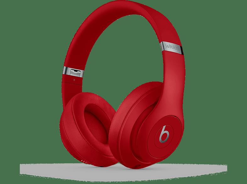 BEATS Draadloze hoofdtelefoon Studio3 Rood (MQD02ZM/A)