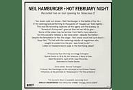 Neil Hamburger - Hot February Night [Vinyl]