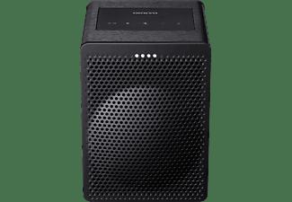 ONKYO G3 Sprachgesteuerter Lautsprecher App-steuerbar, Schwarz