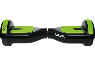 Hoverboard - Nilox Doc Hoverboard 6.5, 10 km/h, Verde