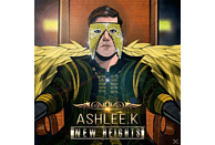 Ashlee.K - New Heights [CD]