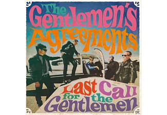 The Gentlemen's Agreements - Last Call For The Gentlemen - (Vinyl)