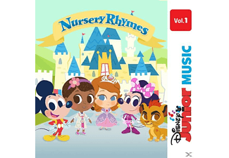Rob Cantor - Disney Junior Music Nursery Rhymes Vol.1 - (CD)