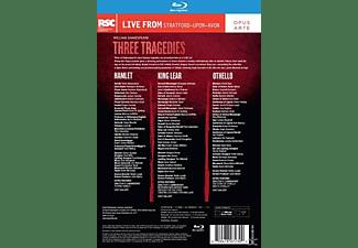 Royal Shakespeare Company - Three Tragedies  - (Blu-ray)