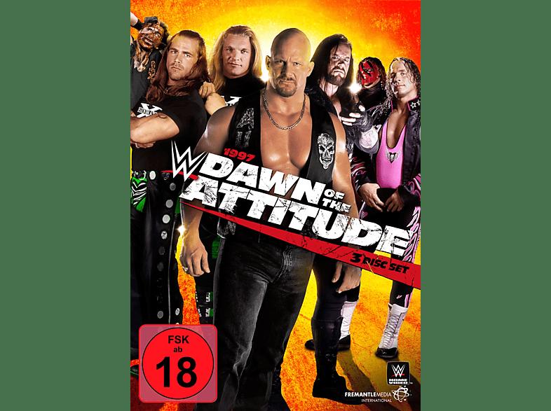 1997-DAWN OF THE ATTITUDE [DVD]