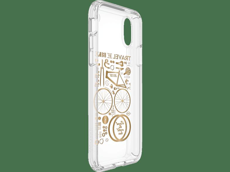 SPECK HardCase Presidio , Backcover, Apple, iPhone X, Kunststoff, Transparent