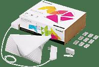 NANOLEAF NL22-0002TW-9PK Aurora Starter Kit, Weiß