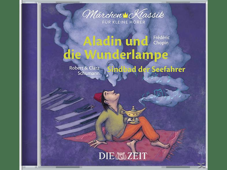 VARIOUS - Aladin und die Wunderlampe/Sindbad der Seefahrer - (CD)