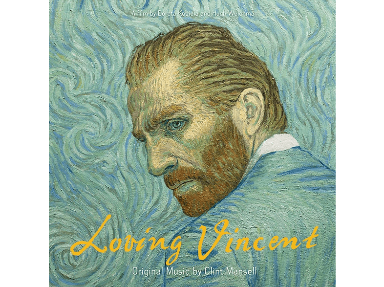 Clint Mansell - Loving Vincent [CD]