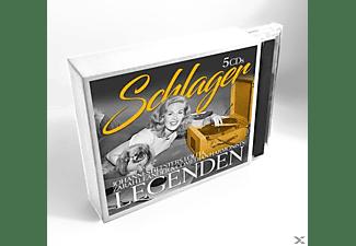 Johannes Heesters, Lolita, Zarah Leander, Comedian Harmonists - Schlager Legenden  - (CD)