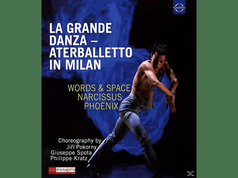 Aterballetto - La grande danza:Aterballetto in Milan [Blu-ray]