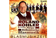 Roland Kohler & Seine Neue Böhmische Blasmusik - Blasmusikzeit [CD]