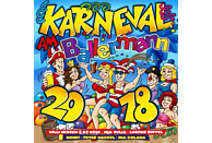 VARIOUS - Karneval am Ballermann 2018 [CD]