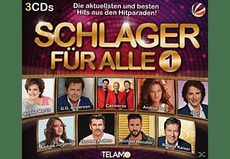 VARIOUS - Schlager für alle  - (CD)