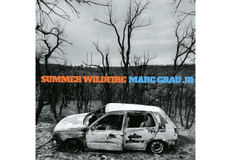 Marc Grau Jr - Summer Wildfire  - (CD)