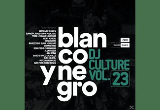 VARIOUS - Blanco Y Negro DJ Culture Vol.23  - (CD)