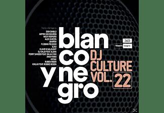 VARIOUS - Blanco Y Negro DJ Culture Vol.22  - (CD)