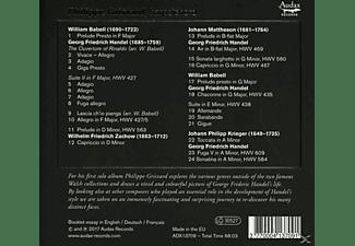 Philippe Grisvard - Handel - Musik Für Klavier  - (CD)