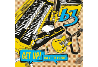 B3 - Get Up! Live At The A-Trane - (CD)