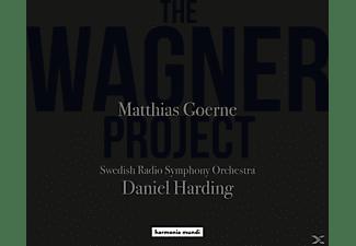 Matthias Goerne, Mats Carlsson, Tove Nilsson, Swedish Radio Symphony Orchestra - The Wagner Project-Of Gods,Men &  - (CD)