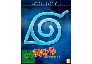 Naruto - The Movie Collection - Limited Edition Movie 1-3 - (Blu-ray)
