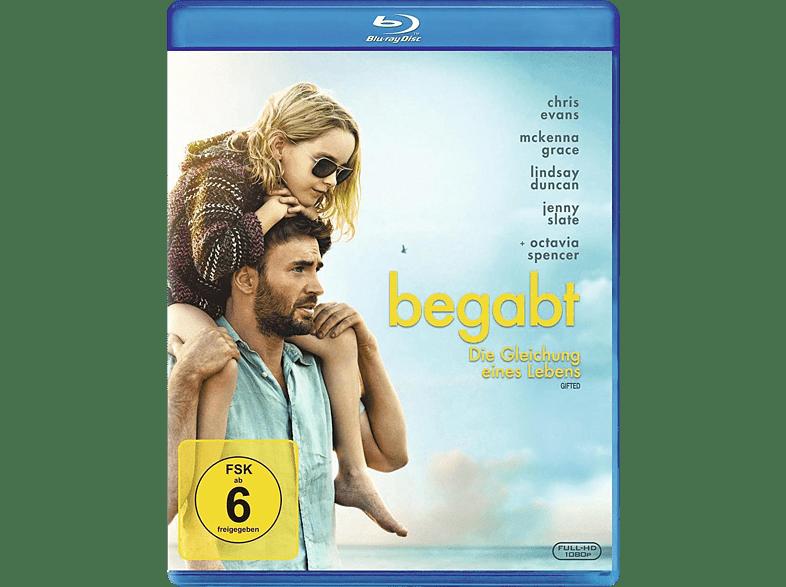 BEGABT-GIFTED [Blu-ray]