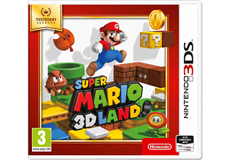 Super Mario 3D Land Selects Nintendo 3DS