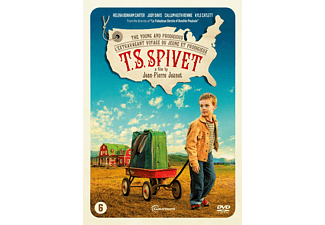 The Yound and Prodigious T.S Spivet DVD